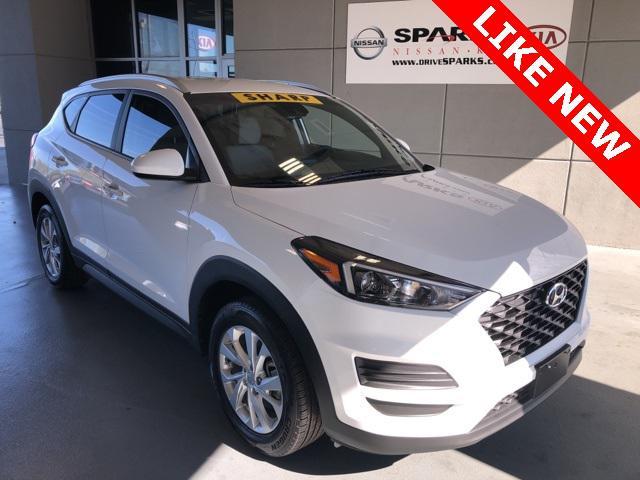 2020 Hyundai Tucson Value [15]