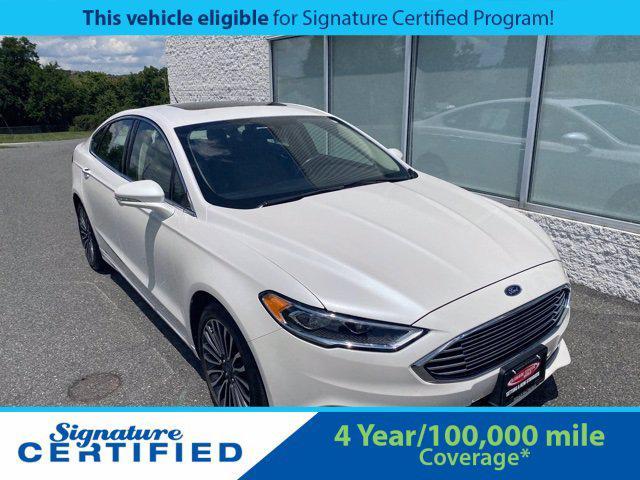 2017 Ford Fusion SE for sale in Dover, DE