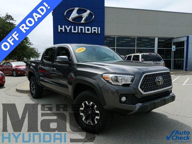 2019 Toyota Tacoma 2Wd TRD Offroad [1]