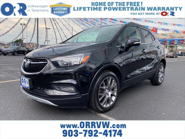 2017 Buick Encore Sport Touring [4]