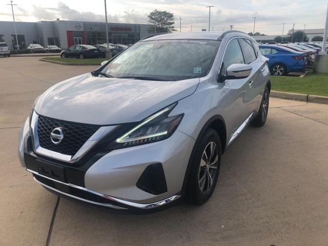 2020 Nissan Murano SV [1]