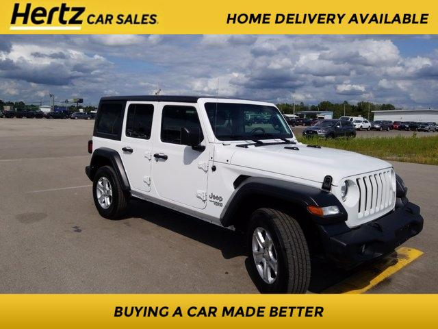 2019 Jeep Wrangler Unlimited Sport S for sale in Louisville, KY