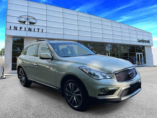 2017 INFINITI QX50 AWD [5]