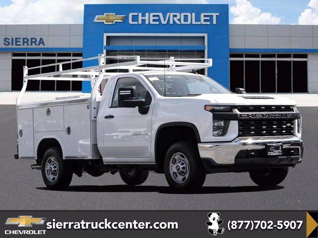 2020 Chevrolet Silverado 2500Hd Work Truck [7]