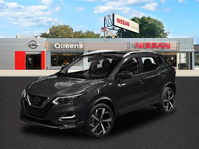 2020 Nissan Rogue Sport S [8]