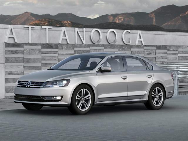 2013 Volkswagen Passat TDI SE w/Sunroof [3]