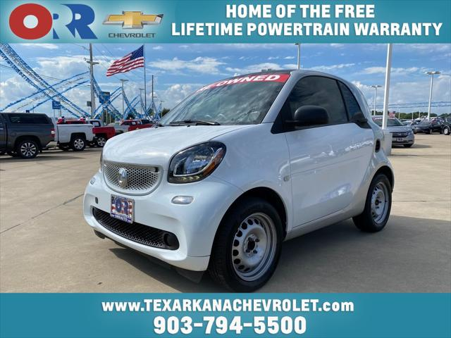 2016 smart Fortwo Passion [11]