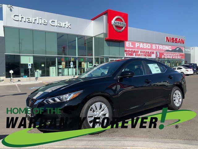 2020 Nissan Sentra S for sale in El Paso, TX