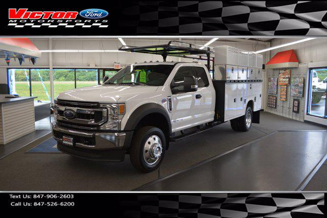 2020 Ford F-550 XLT for sale in Wauconda, IL
