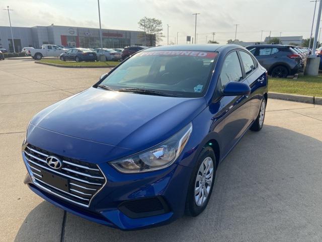 2019 Hyundai Accent SE [3]