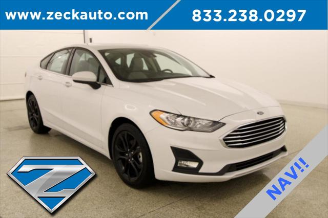 2020 Ford Fusion SE for sale in Leavenworth, KS