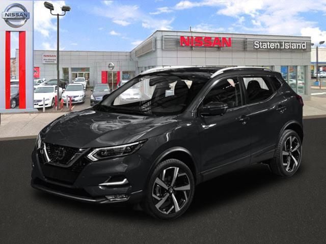 2020 Nissan Rogue Sport SV [4]