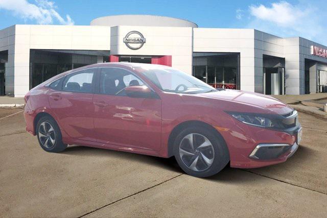 2019 Honda Civic Sedan LX [14]