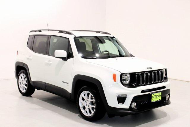 2019 Jeep Renegade Latitude [12]