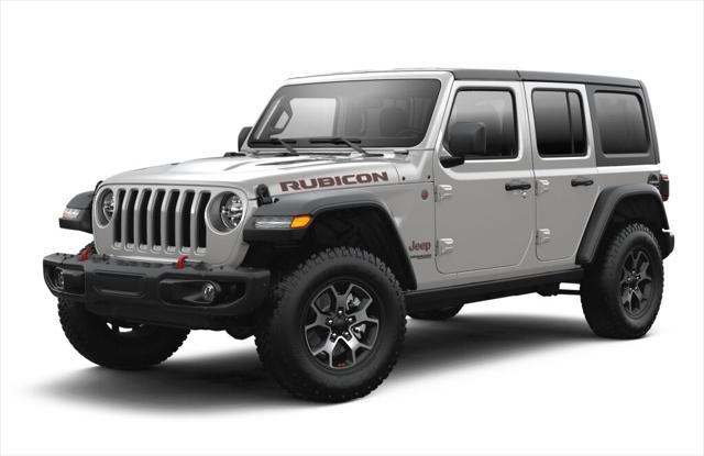 2021 Jeep Wrangler Rubicon for sale in Canoga Park, CA