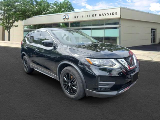 2018 Nissan Rogue S [1]