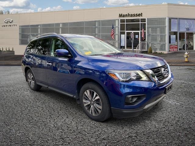 2017 Nissan Pathfinder SL [5]