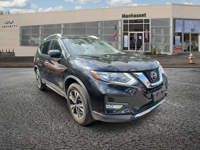 2019 Nissan Rogue SV [13]