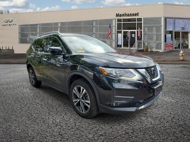 2019 Nissan Rogue SV [12]