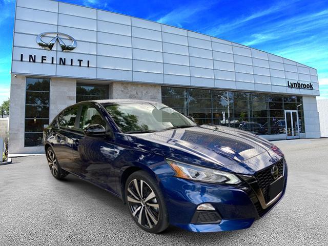 2019 Nissan Altima 2.5 SR [18]