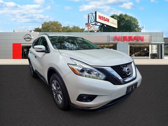 2017 Nissan Murano AWD SV [1]