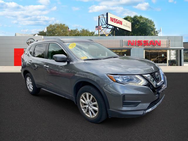 2018 Nissan Rogue AWD SV [14]