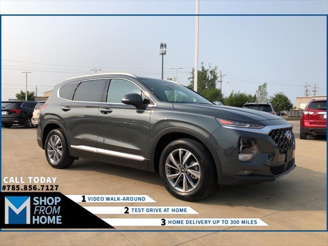 2019 Hyundai Santa Fe Ultimate for sale in Lawrence, KS