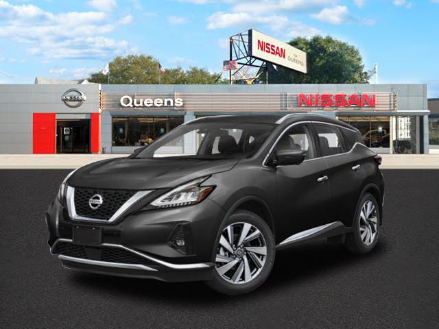 2020 Nissan Murano Platinum [1]