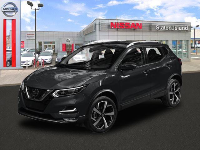 2020 Nissan Rogue Sport S [7]