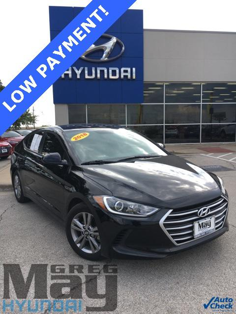 2018 Hyundai Elantra SEL [5]