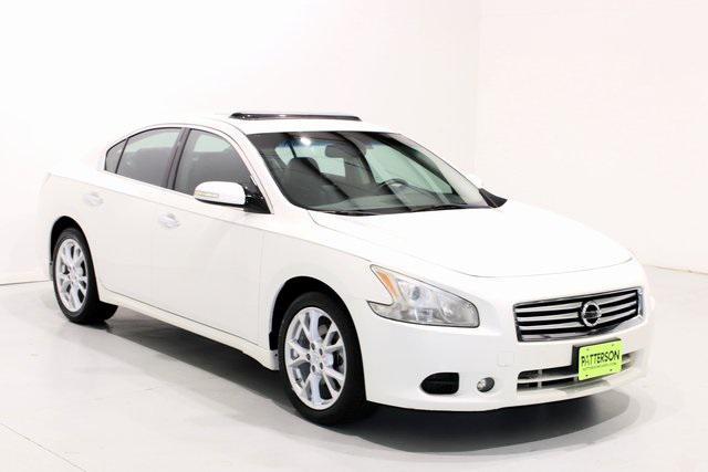 2012 Nissan Maxima 3.5 SV [8]