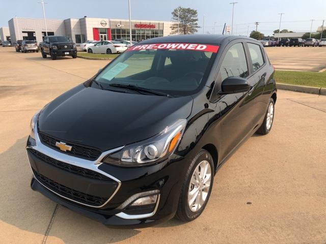 2020 Chevrolet Spark LT [1]