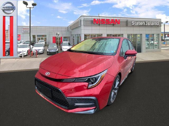 2020 Toyota Corolla SE [8]