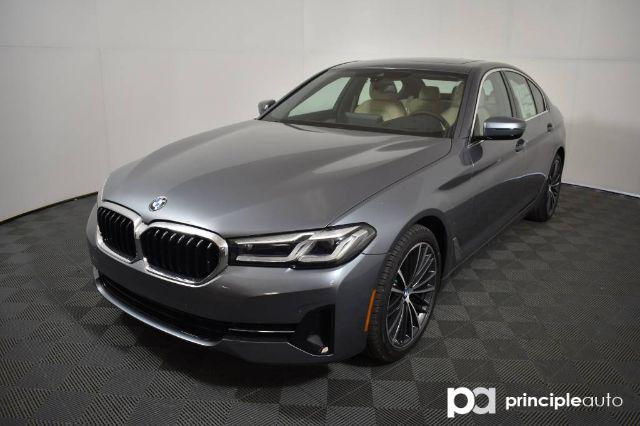 2021 BMW 5 Series 530i for sale in San Antonio, TX