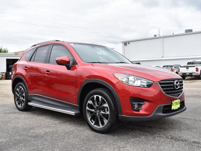 2016 Mazda Cx-5 Grand Touring [0]