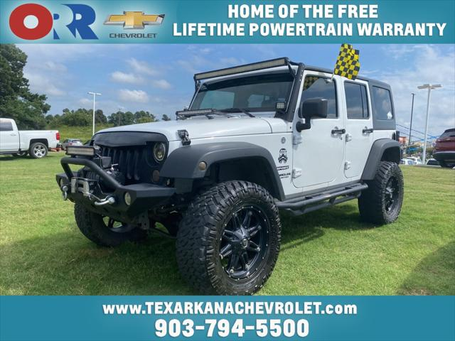 2013 Jeep Wrangler Unlimited Sport [6]