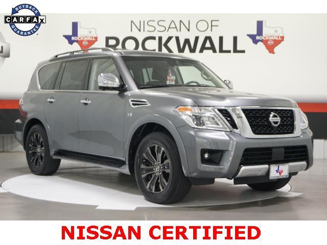 2018 Nissan Armada Platinum for sale in Rockwall, TX