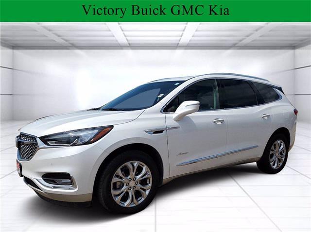 2019 Buick Enclave Avenir [12]