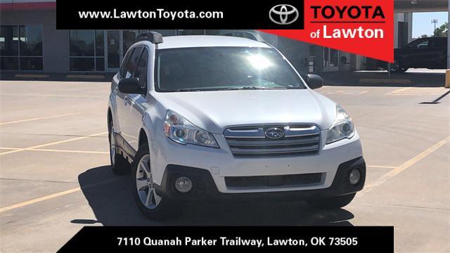 2014 Subaru Outback 2.5i [2]