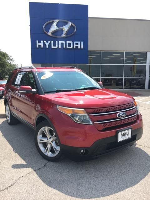 2013 Ford Explorer Limited [4]