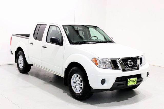 2018 Nissan Frontier SV V6 [8]