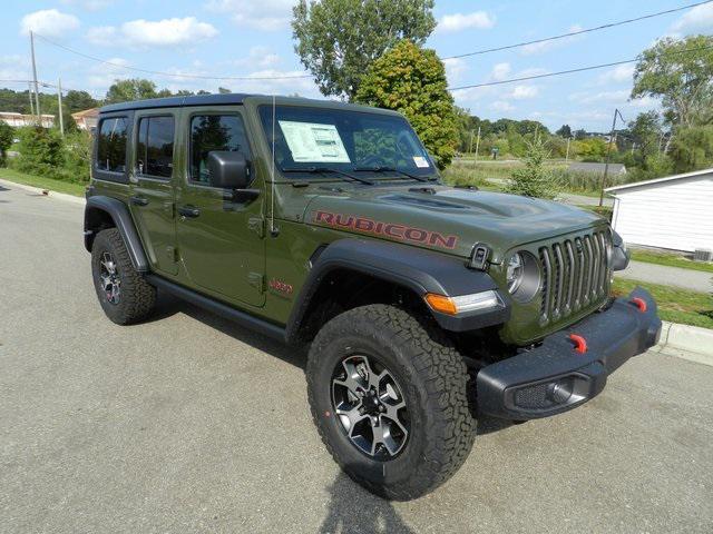 2021 Jeep Wrangler Rubicon for sale in White Lake, MI