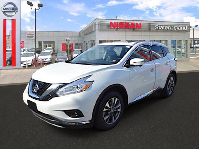 2017 Nissan Murano SL [6]