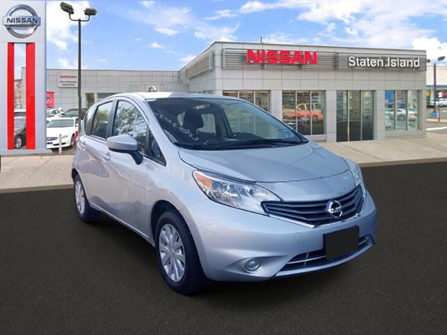 2016 Nissan Versa Note SV [1]