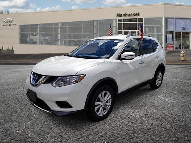 2017 Nissan Rogue SV [10]