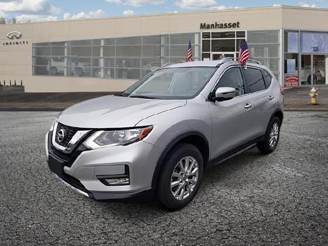 2017 Nissan Rogue SV [19]