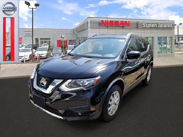 2018 Nissan Rogue AWD SV [11]
