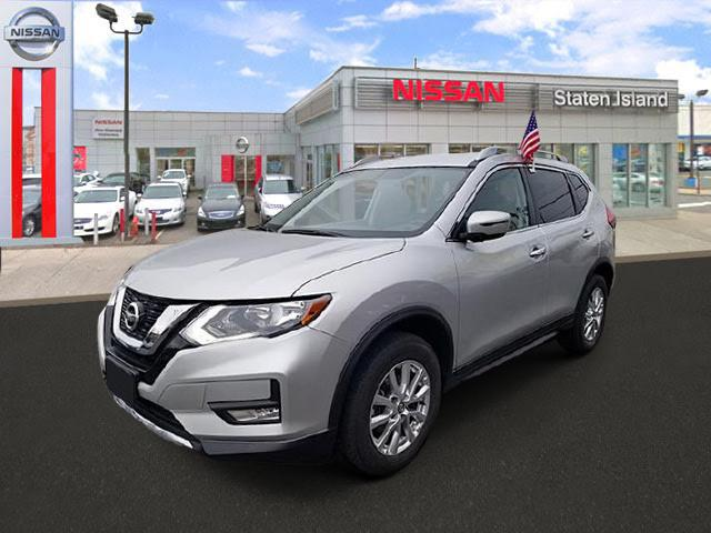 2017 Nissan Rogue AWD SV [10]