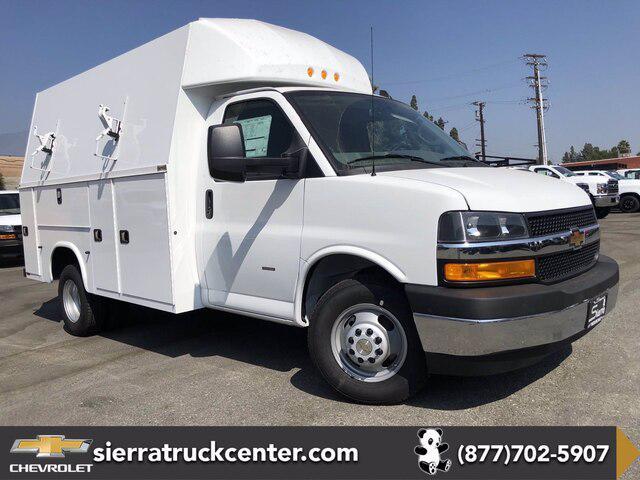 2020 Chevrolet Express Commercial Cutaway Van 139″ [11]