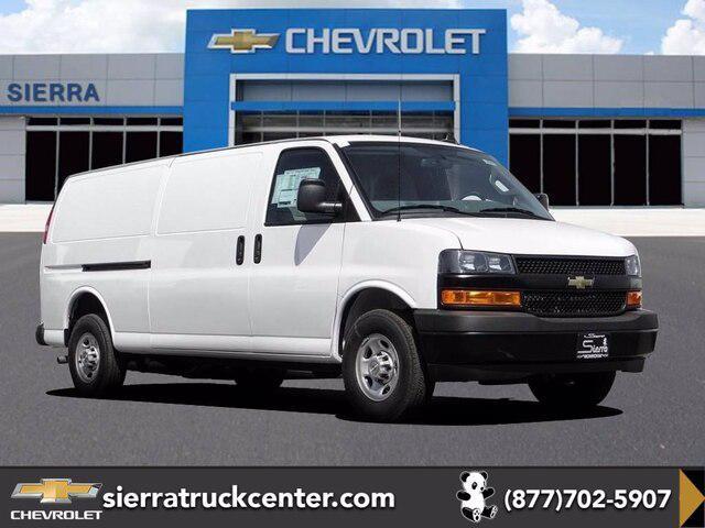 2020 Chevrolet Express Cargo Van RWD 2500 155″ [10]